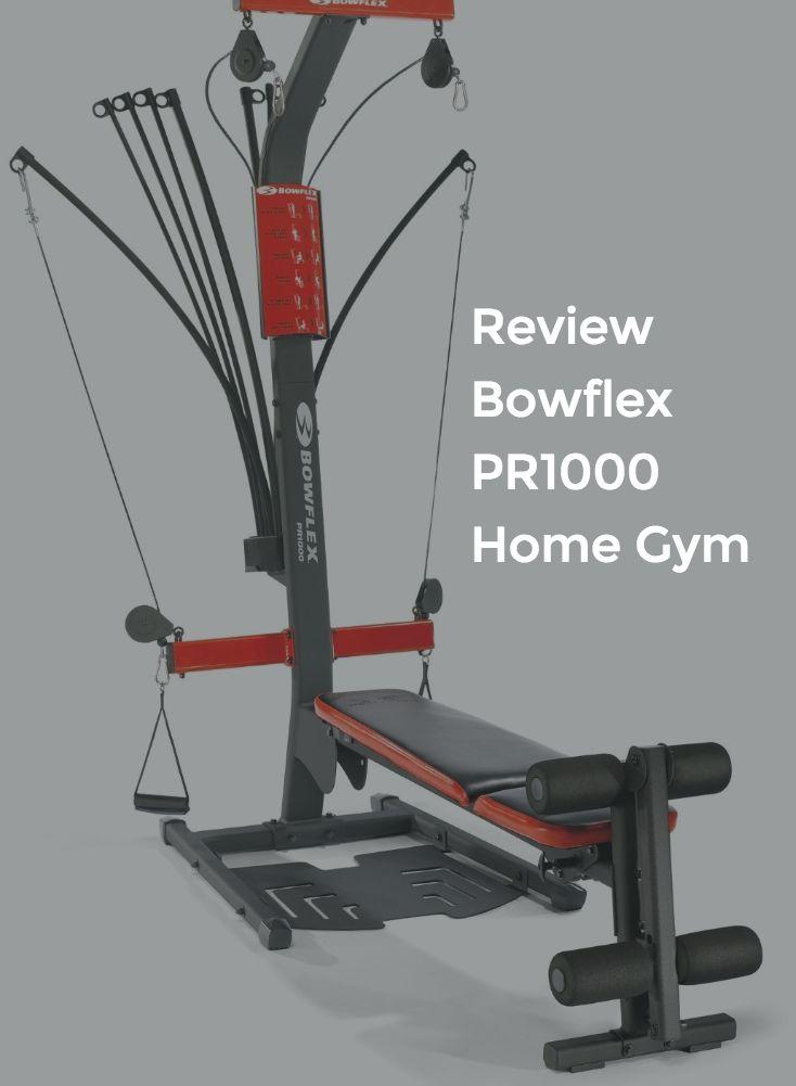 Review the Bowflex PR1000 - Bowflex offers a unique ...
