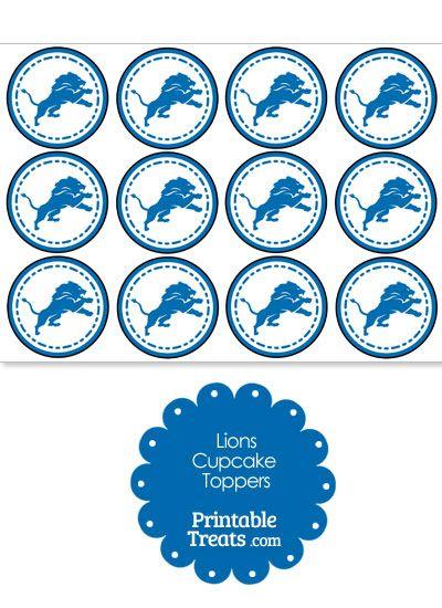 17 Best images about Detroit Lions Printables on Pinterest ...