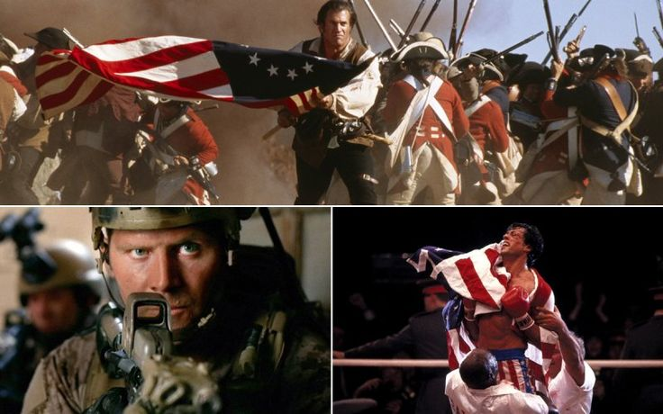 13 Most Patriotic Movies Ever: 'Act of Valor,' 'Top Gun' & More (VIDEO) - The Daily Beast