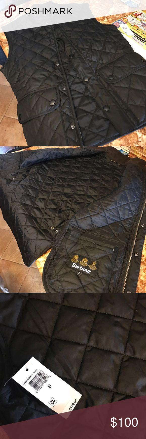 Barbour vest from Bloomingdales Brand new Barbour Jackets & Coats Vests
