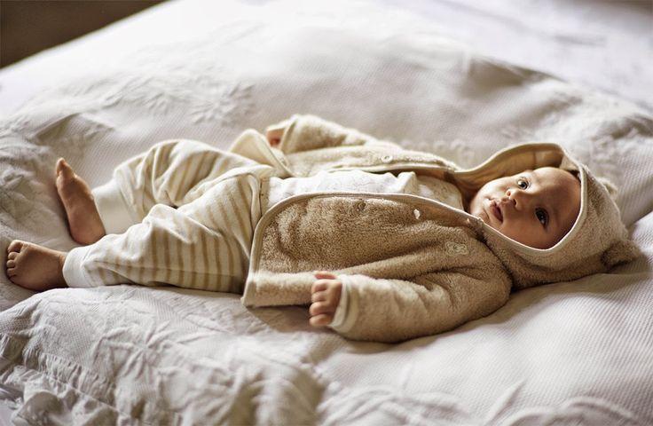ALALOSHA: VOGUE ENFANTS: United Colors of Benetton baby AW'13