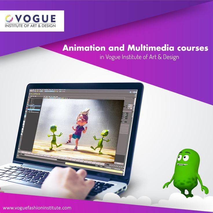 Bachelors degree in visual arts animation multimedia