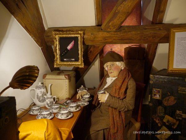 Miss Marple - Alraune Museum (im Hotel Schwanen) in Haigerloch