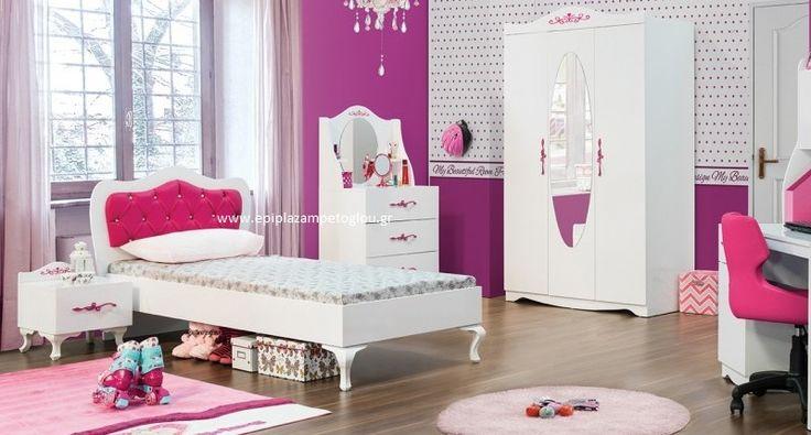 Παιδικό Κρεβάτι μονό Daisy 21204