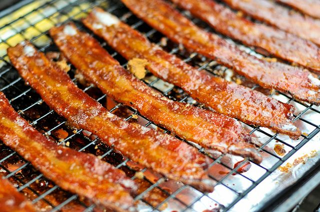 Pig Candy: Grilled Candied Bacon Recipe :: The Meatwave