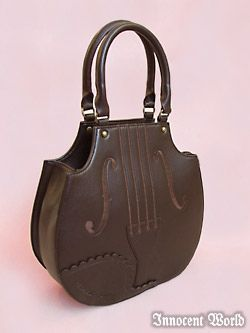 Violin Bag by Innocent World, via Flickr