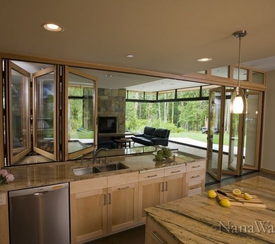 Pinterest discover and save creative ideas Sliding glass walls