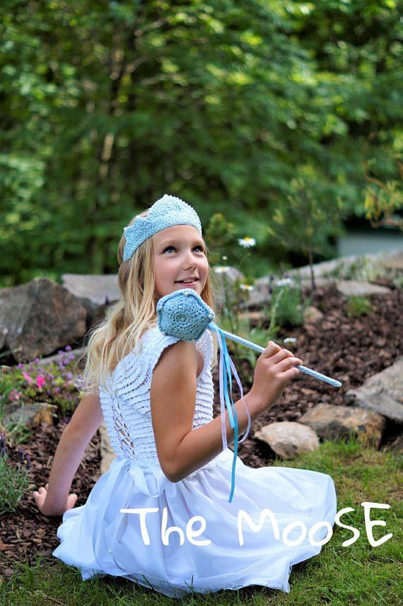 Princess wandDiademPrincess crownTiaraFairy