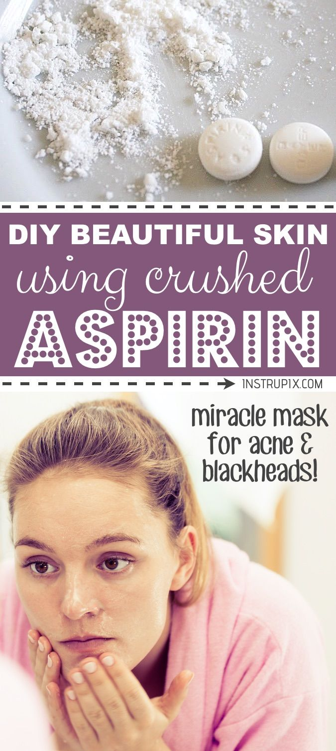 This DIY Homemade mask and face scrub is ideal for acne and blackhead prone skin, but also works like a chemical peel making your skin look softer and younger! So effective, it can work overnight! Easy and affordable acne remedy, pore reducer and wrinkle treatment...  Instrupix.com