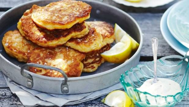 Save on the sugar and tackle your morning sweet tooth with corn fritters and more.Pick up almost any packaged food from the breakfast aisle and you're bound to find more than 10 grams of sugar per …