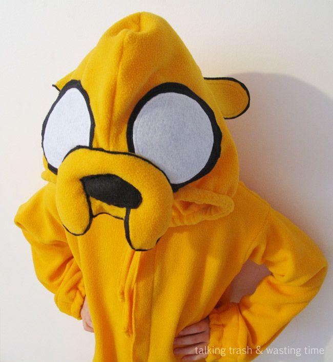 Adventure Time Jake Onesie