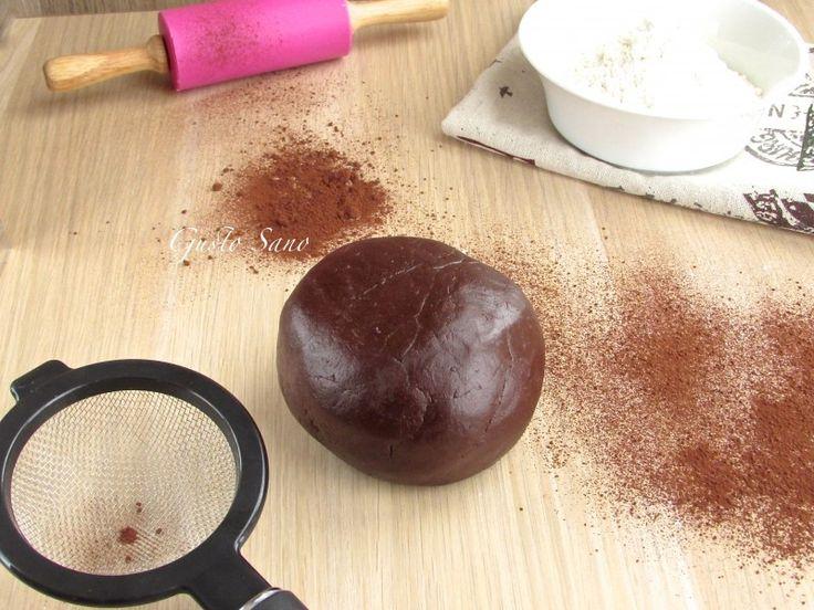 Ricetta: Pasta frolla al cacao