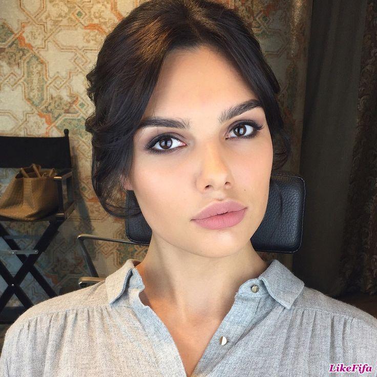 #вечерний_макияж, #потрясающий_макияж_на_вечер, #макияж_likefifa, #макияж_от_мастера_Москвы, #идеальный_макияж
