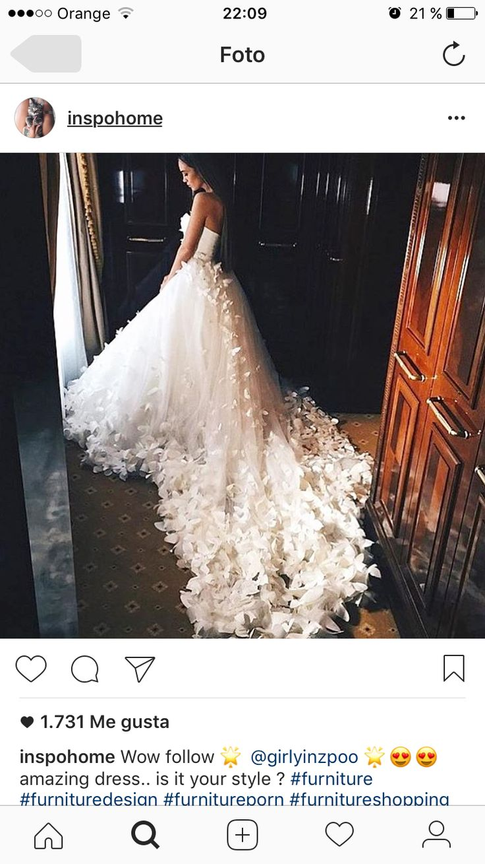 Ginger zee wedding dress   best Vestidos de novia images on Pinterest  Wedding frocks