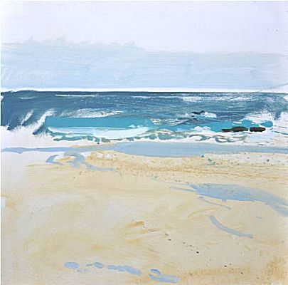 Advancing Waves, Porthmeor | Lucie Bray