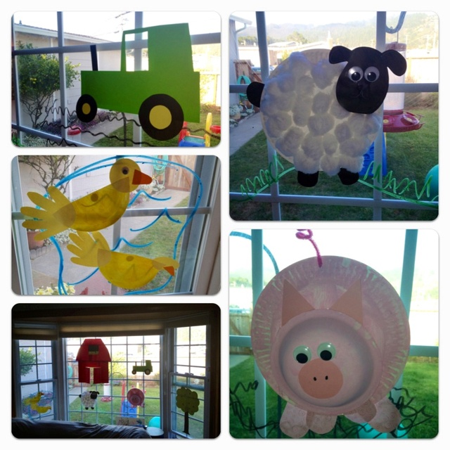 33 best images about farm crafts on pinterest cow craft for Farm animal crafts for preschool