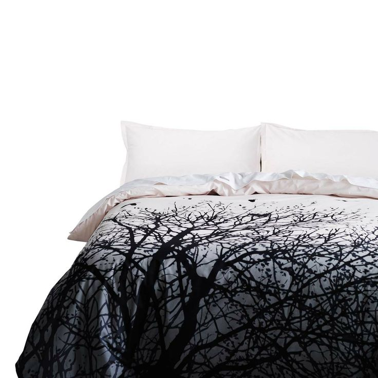 Winter Forest Bedding - gorgeous!! | Want!! | Pinterest ...