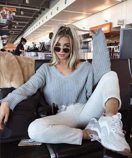 30+ Beste Süße Kurzhaarschnitte 2019 #haare #haarschnitt #frisuren #kurze #kur…
