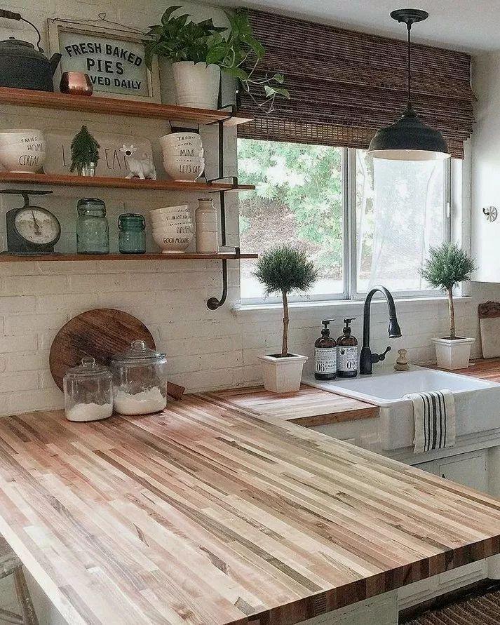 20+ Rustic Farmhouse Interior Designs In Your Home