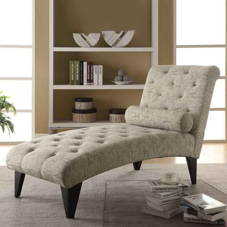 Monarch Specialties I 803 Chaise Lounger | Lowe's Canada