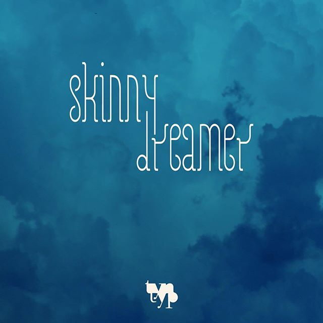 skinny dreamer family - now available from https://fontbundles.net/tyntyp/10753-skinny-dreamer-family #type #font #sale #typography #typeface #digital #60s #1960s #music #lettering #letter #character #glyph #retro #script #modern #hipster #design #art #product #typedesign #fonts