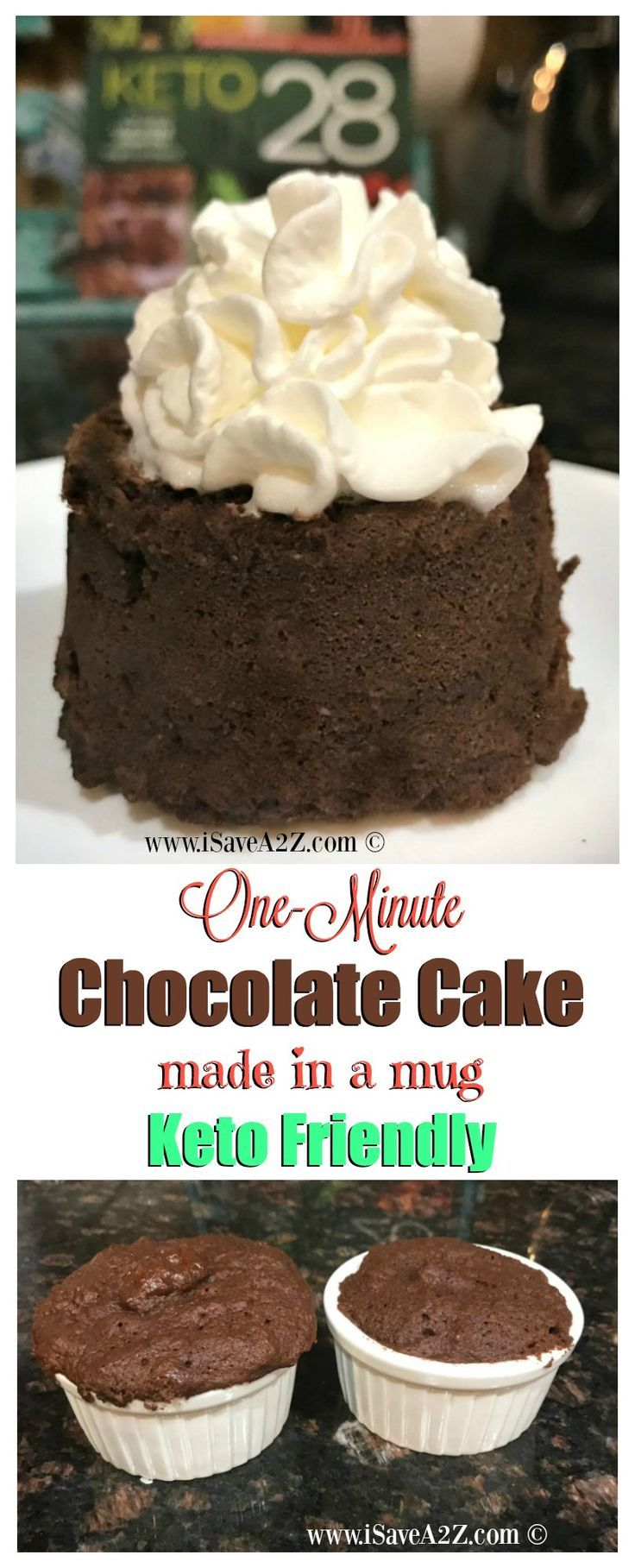 Chocolate Cake In A Mug Easy