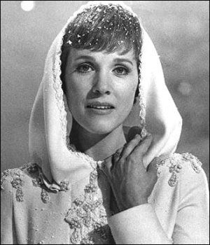 "Julie Andrews, although not American-born, has captured the hearts of Americans for over 25 years. Her film, ""The Sound of Music,"" has become so Americanized, it is on every Christmas and is known be people across the life span."