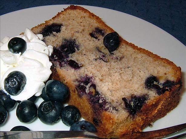 Coffee Cake With Fresh Fruit