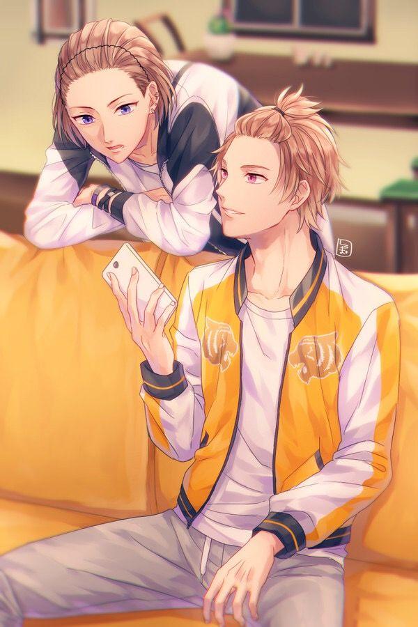 Banri & Itaru