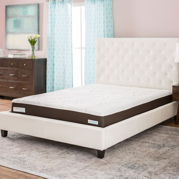 ComforPedic From Beautyrest 8 Inch Full Size Memory Foam Mattress (Full),