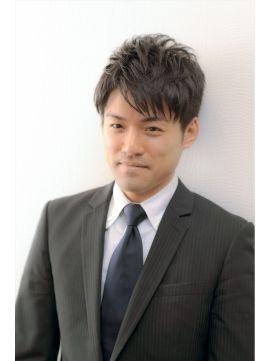 【メンズヘアスタイル】カッコいい!ツーブロック☆男性ショート2ブロック髪型 - NAVER まとめ