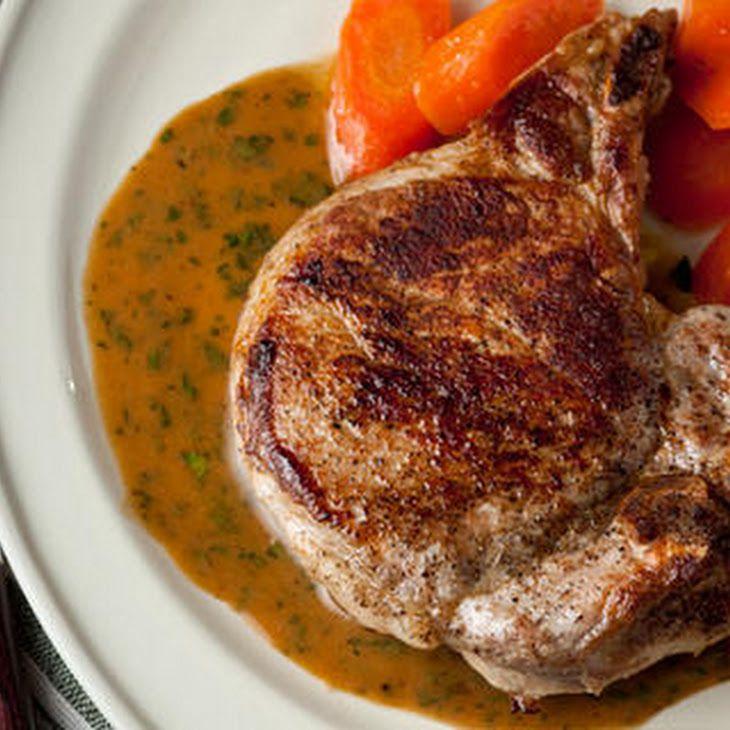 ... on Pinterest | Pork chops, Stuffed pork chops and Baked pork chops