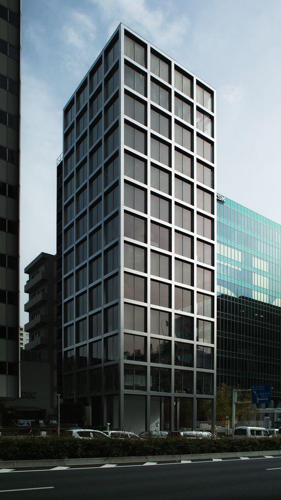 Forum Building フォーラムビルディング Architect: Yoshio Taniguchi 谷口吉生 Location: Minami-Aoyama, Minato-ku, Tokyo Japan Completion year: 2009