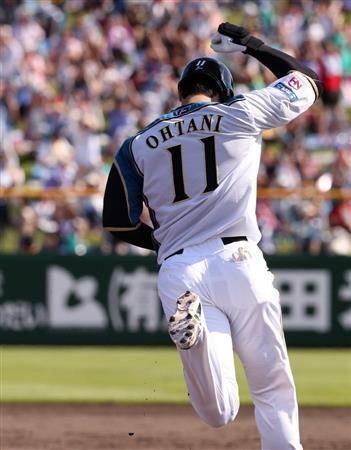 日本ハム・大谷、自己最多11号が決勝弾!「もっともっと打てるように」