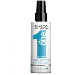 Uniq One Lotus Flower Hair Treatment - Несмываемая маска-спрей для волос, 150 мл (фото)