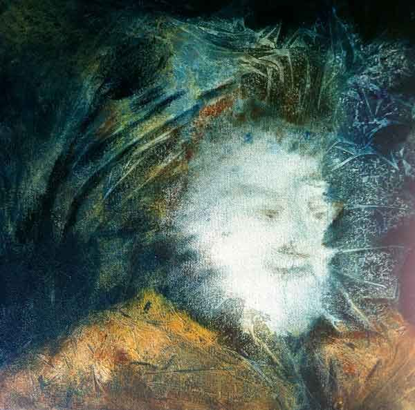 """""""Witness Traveler Then"""" by Melanie Meyer from Emergence Art Gallery in Cape Town"""