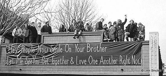 TRANSLOVE TRIBE 1967 11x14 Print Signed by legendary photographer Leni Sinclair Dreamtraveler247, $50.00