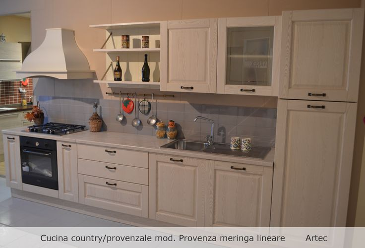 Cucina Provenza Meringa #Artec #Colombini   Cucine Poggi ...