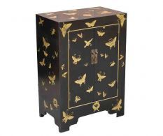 Dulapior Butterfly Black