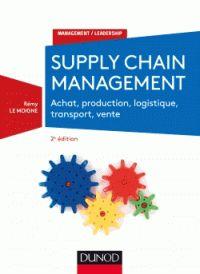 """658.7 LEM 2ème édition """"décrit toutes les fonctions du supply chain management : conception, achats, production, maintenance, service client, logistique et transport. Tout-en-un opérationnel, il regroupe des dizaines de fiches pratiques sur les principales méthodes et outils du supply chain."""""""