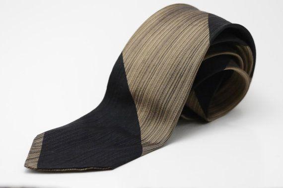 Vintage 1950s Arrow Brand Necktie  Retro Mid by TuckedAwayAntiques