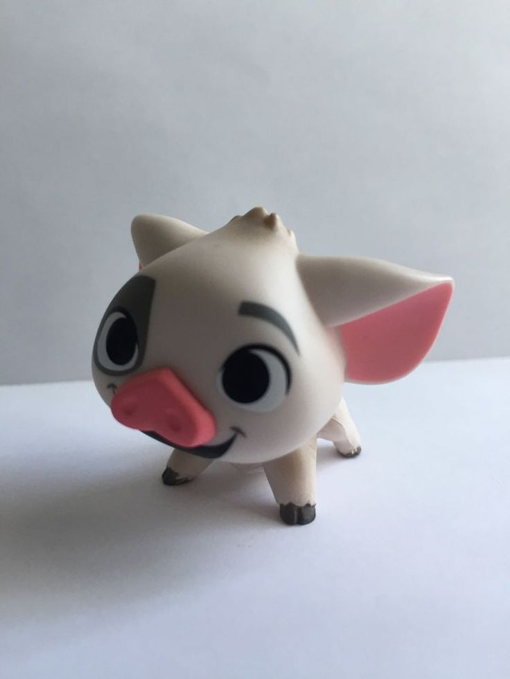Funko Mystery Mini Disney Moana Pet Pig Pua HTF Vinyl Figure