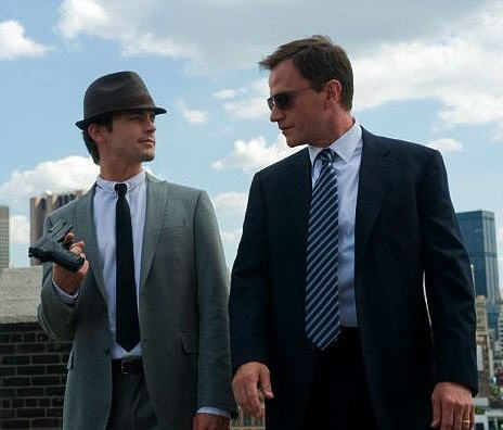neal caffrey and peter burke relationship goals