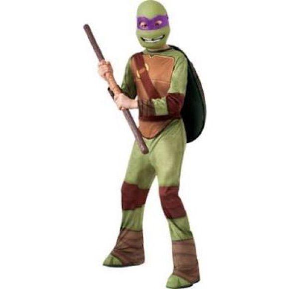 2020 Halloween Costumes Donatello COPY   🐢Donatello Deluxe Boys Costume Size L. 🎃 in 2020
