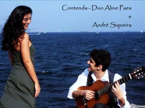 Contenda - Aline Paes e André Siqueira