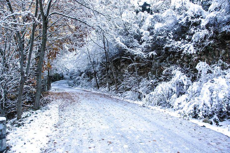 Στον πηγαιμό για την... Εικοσιφοίνισσα! Καβάλα! http://diakopes.in.gr/destinations/eastern-makedonia/kavala/?cid=40276&aid=184812 #travel #greece #kavala #winter #snow
