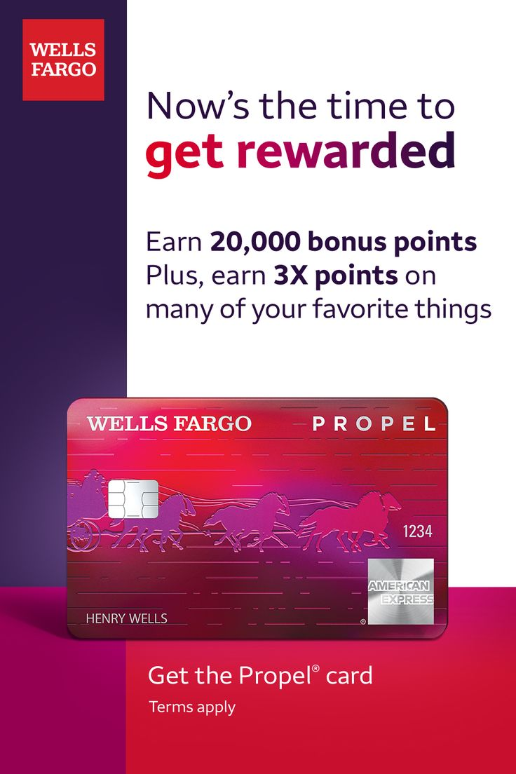 Apply today for the propel card how to apply rewards