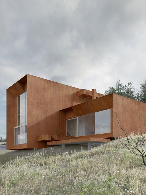 24 melhores imagens de la house studio guilherme torres - Villa de luxe minorque esteve estudio ...