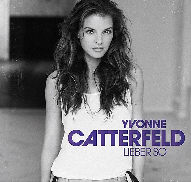 "Yvonne Catterfeld - ""Lieber So"" (Erweitertes Tracklisting) bei wletbild.de #musik #cd #catterfeld #weltbild"