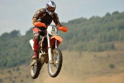 The Health Benefits of Motocross